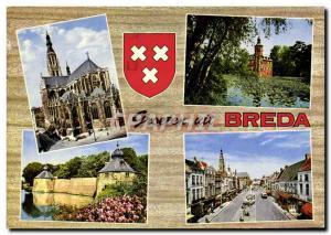 Modern Postcard Breda