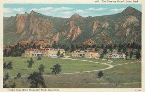 ESTES PARK , Colorado , 1930-40s ; The Stanley Hotel