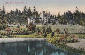 VICTORIA, British Columbia, Canada, 00-10s; Hatley Park