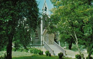 YALE , B.C. , Canada , 1950-60s ; St John the Divine Church