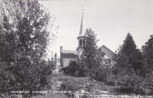 RP: EPHRAIM , Wisconsin , 30-40s; Moravian Church