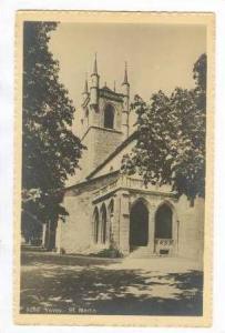 RP  Vevey, Switzerland, St Martin, 20-30s