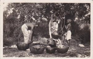 Africa Nude Topless Senegal Autour du Puits 1932
