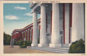 North Carolina Tryon Public School