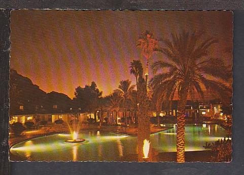 Mountain Shadows Resort AZ Postcard BIN