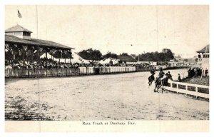 Connecticut Danbury Fair Horse Race Track