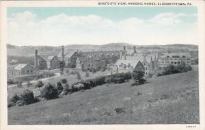 Bird's-Eye View , ELIZABETHTOWN , Pennsylvania , 1910s