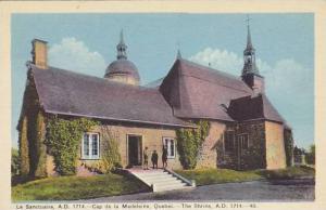 The Shrine, Cap De La Madeleine, Quebec, Canada, 1900-1910s