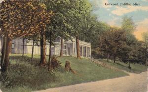 CADILLAC, Michigan, PU-1912; Kenwood