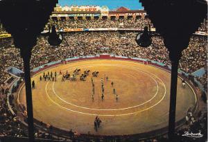Spain Baarcelona Bullfighting Arena Monumental