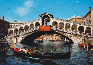 Italy Venezia Ponte di Rialto