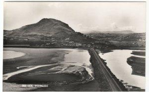 Caernarvonshire; The Cob, Portmadoc, No 18106 RP PPC, Unused, c 1950's