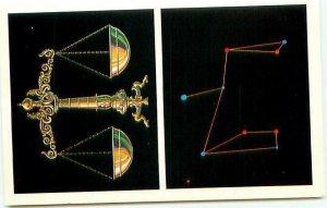 Constellation Libra the Scales Balance of Librea November Stars