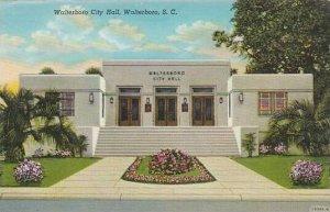 South Carolina Walterboro Walterboro City Hall