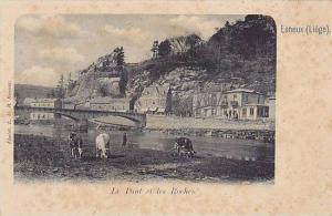 Esneux ,Liège, 00-10s : Belgium : Le Pont et les Roches