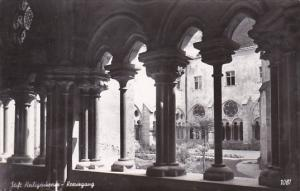 Austria Kremsmuenster Kreuzgang 1957 Real Photo