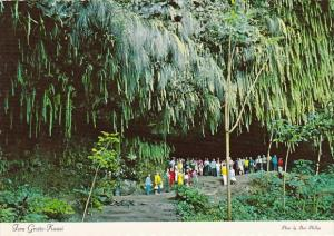 Awe Inspiring Fern Grotto Honolulu Hawaii