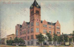 City Hall, SPRINGFIELD, Illinois, 1900-1910s