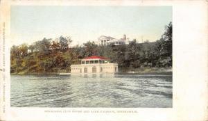 Minneapolis Minnesota~Lake Calhoun~Minikahda Club House~1905 Detroit Pub Co