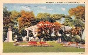 Pergola in Newburgh, New York