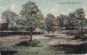MACON , Georgia , 00-10s ; Crumps Park