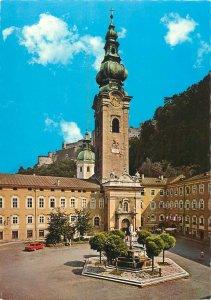 Postcard Austria Salzburg Erzabtei St Peter