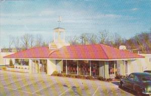 Howard Johnson's Restaurant 1956