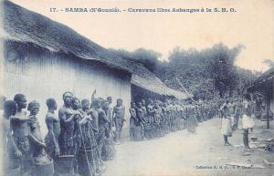 BF2380 samba guinea caravane libre ashangos africa types folklore costumes
