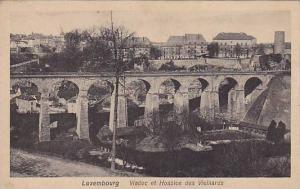 Luxembourg , 00-10s  Viaduc et Hospice des Vielliards