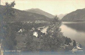 Norway Balestrand i Sogn RPPC 03.36