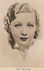 RP: Helen Twelvetrees , 1910s - 1930s ; Actress