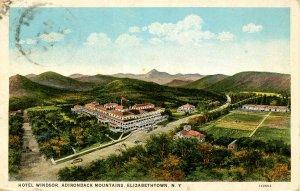 NY - Elizabethtown. Hotel Windsor