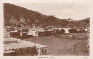 RP ; Steamer Point I , ADEN , Yemen, 1910-30s