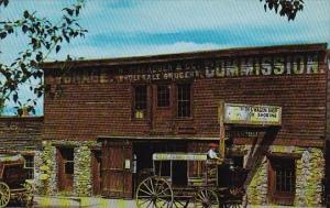 Buy One Keep One Storage Commission The Stable Virginia City Montana