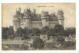 PIERREFONDS, France, Le Chateau, 00-10s