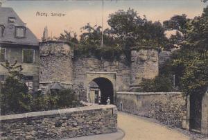 Germany Alzey Schlosstor
