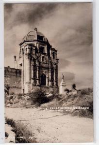 RPPC, Palacio Del Obispado, Monterrey Mex