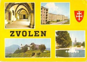 BT14742 Zvolen exterier a interier zamku         Slovakia