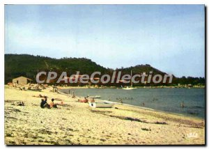 Modern Postcard The Beach Favone