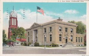 CHILLICOTHE , Ohio , PU-1941; U.S. Post Office