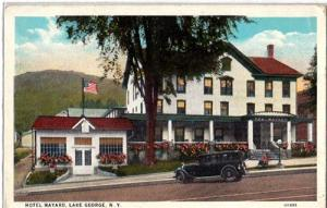 Hotel Mayard, Lake George NY