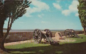 New York Old Fort Niagara The La Salle Plaque 1966
