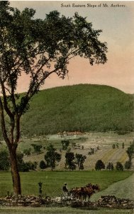 VT - Bennington. Southeastern Slope of Mount Anthony.