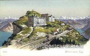 Cruss vom Rigi Swizerland, Schweiz, Svizzera, Suisse  Cruss vom Rigi