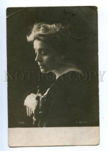 175261 Eleonora DUSE Great Italian DRAMA ACTRESS vintage PHOTO