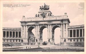 Brussels Belgium, Belgique, Belgie, Belgien Fifty Jubule's Arcade Brussels Fi...