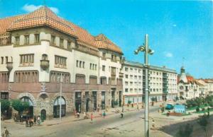 Romania Targu-Mures vedere din Tirgu-Mures