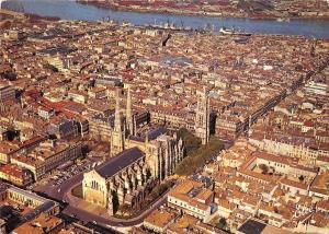 BR77143 bordeaux vue generale sur la cathedrale france