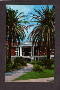 LA Hotel Casa de Fresa Hammond Louisiana Postcard Carte Postale
