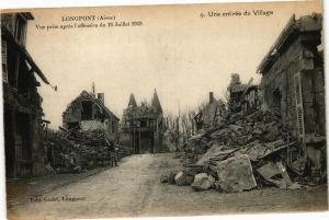 CPA LONGPONT .- Vue prise apres  (191321)